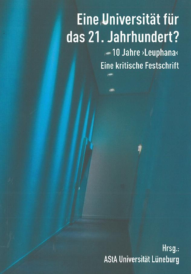 Asta Wohnzimmer Lüneburg, kritische festschrift - asta universität lüneburg, Design ideen